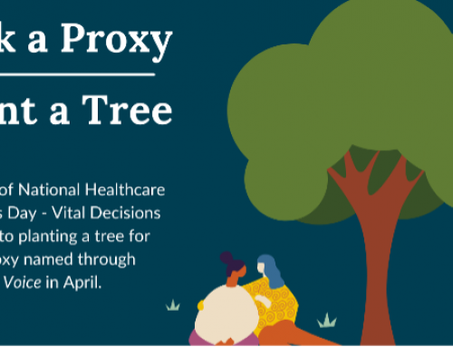 Pick a Proxy & Plant a Tree
