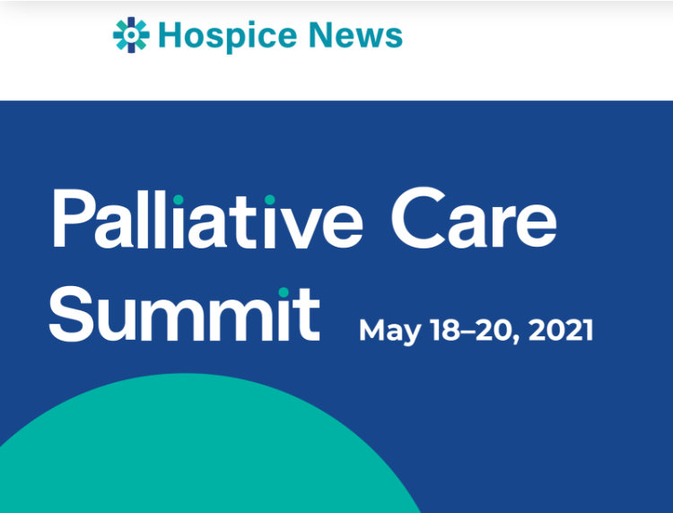 Hospice News Palliative Care Summit ad